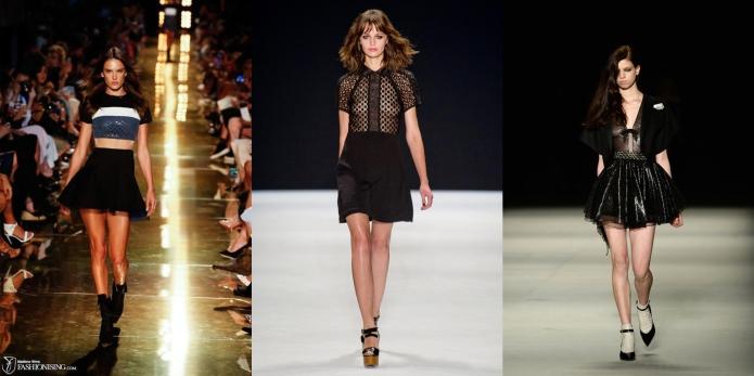 Runway to Street - Skater Skirt