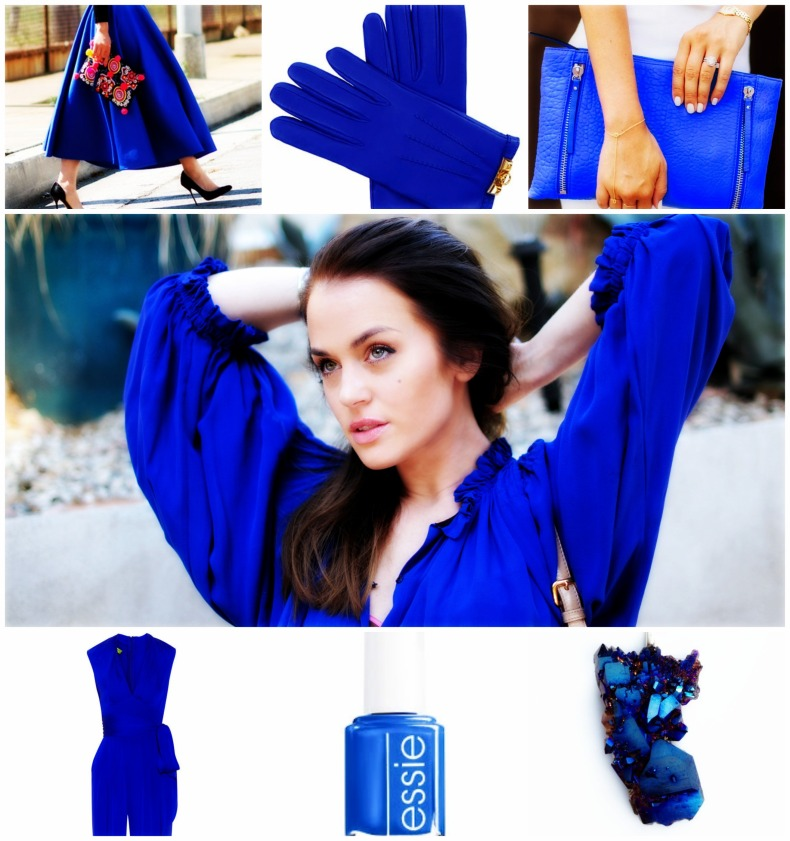 Cobalt Collage