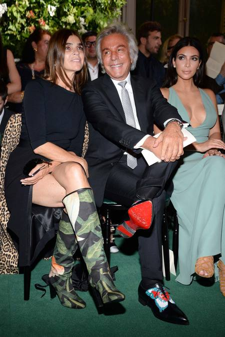 Carine-Roitfeld-and-Giancarlo-Giammetti-front-row-at-the-Valentino-Fall-2014-Couture-Show